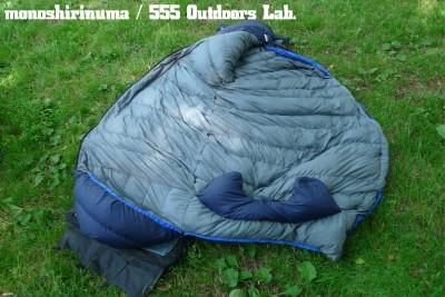 ムーンストーン・スリーピングバッグ モノシリ沼 555nat.com 温故知新 MOONSTONE_SLEEPING BAG_LibertyRidge 16