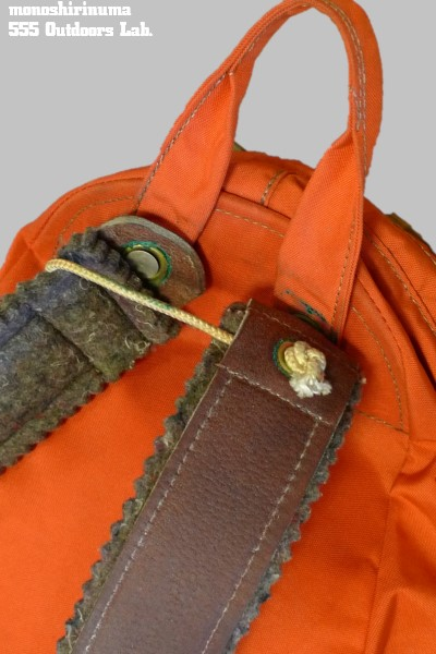 Alpine Designs Day Pack 1970s ALP SPORTモノシリ沼 555nat.com 温故知新 名門アルパインデザインのアタックザック 04