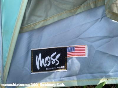 MOSS Tent Works sydney 1970s  モノシリ沼 555nat.com 温故知新 モス・テントワークス「シドニー」テント 02
