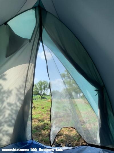 MOSS Tent Works sydney 1970s  モノシリ沼 555nat.com 温故知新 モス・テントワークス「シドニー」テント 13