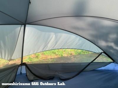 MOSS Tent Works sydney 1970s  モノシリ沼 555nat.com 温故知新 モス・テントワークス「シドニー」テント 15