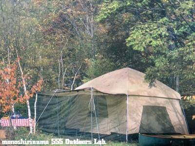 ヨーレカ・スペース2テント モノシリ沼 555nat.com 温故知新 eureka space 2 tent 05