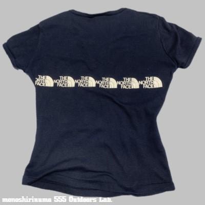 ノースフェイス モノシリ沼 555nat.com 温故知新 1984年購入のThe North Face T-shirtはCOMING ATTRACTIONS(04)