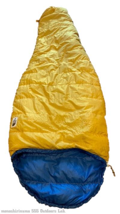 The North Face Gore-Tex Sleeping Bag モノシリ沼 555nat.com 温故知新 GOLD KAZOO 02