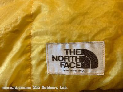 The North Face Gore-Tex Sleeping Bag モノシリ沼 555nat.com 温故知新 GOLD KAZOO 03