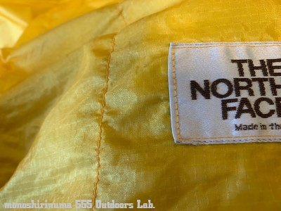 The North Face Gore-Tex Sleeping Bag モノシリ沼 555nat.com 温故知新 GOLD KAZOO 07