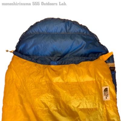 The North Face Gore-Tex Sleeping Bag モノシリ沼 555nat.com 温故知新 GOLD KAZOO 10