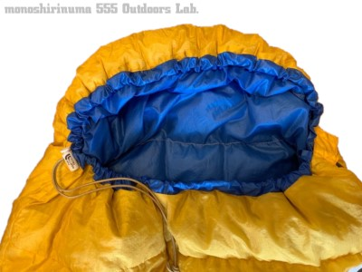 The North Face Gore-Tex Sleeping Bag モノシリ沼 555nat.com 温故知新 GOLD KAZOO 11