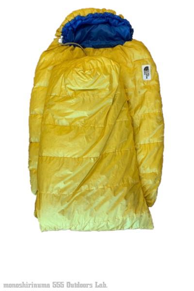 The North Face Gore-Tex Sleeping Bag モノシリ沼 555nat.com 温故知新 GOLD KAZOO 12