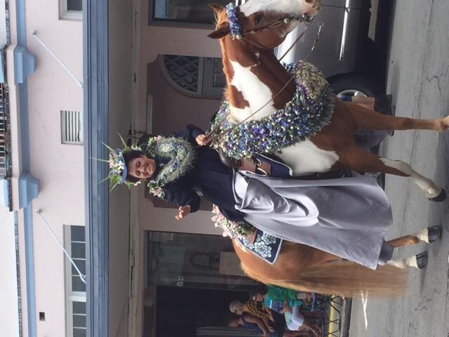 Pau rider