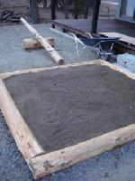 砂場とシーソー2
