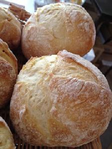 オーガニッククリームチーズ入りパンドミプチパン