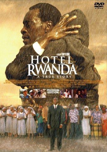 おすすめ映画批評 ホテル・ルワンダ / Hotel Rwanda