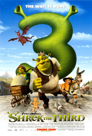 おすすめ映画批評 シュレック3 Shrek The Third