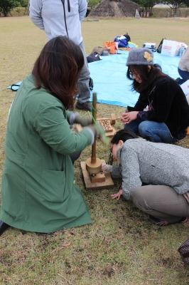 女子考古部 古代食