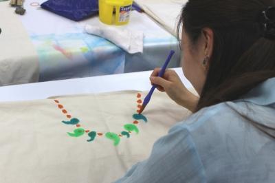 女子考古部 貫頭衣