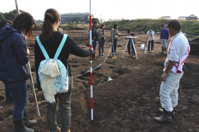 女子考古部