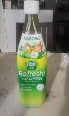 緑のジュース