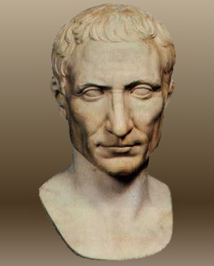 Julius Caesar 100 BC-44 BC