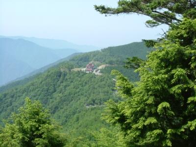 尾高山ミニ登山コース4