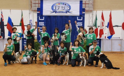 IFCS日本代表