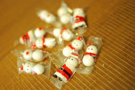 サンタのチョコレート★