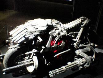 Moto-Terminator Tバイク モトターミネーターVSエイリアン