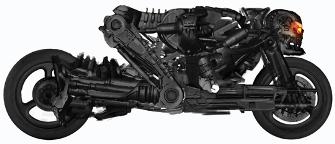 Moto-Terminator Tバイク:モトターミネーター原型