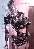 Terminator T-800ターミネーター撮影中