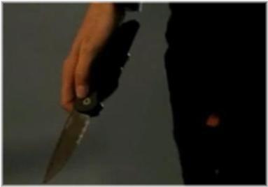 キャメロン・フィリップス ナイフ