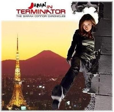Japan in Sarah Connor Chronicles ターミネーターの中の日本