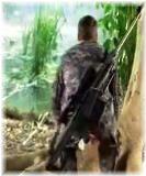 Barrett M82 rifle 対ターミネーター・ライフル