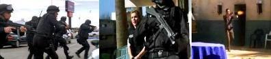サラ コナー クロニクルズ 銃 サブ マシンガン MP5A3
