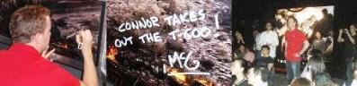 McG サイン ターミネーター サードシーズン