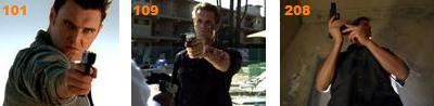 グロック17 クロマティ Cromatie 拳銃