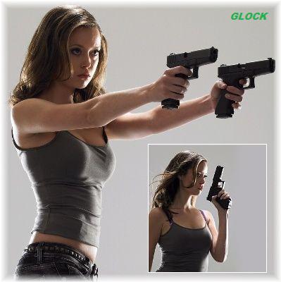 キャメロン フィリップス TOK715型 ピストル グロック 拳銃