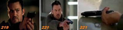 デレク・リース愛用Beretta 92FS