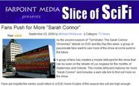 Slice of Sci-fi ビルボードニュース