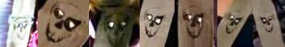 Terminator skull エンドスカル スケルトン