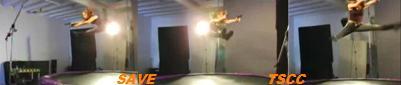 キャメロン ジャンプ junping Summer Glau