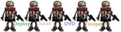 TSCC DVD部隊を配備せよ