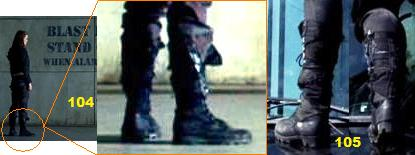 キャメロンのブーツ Camerons Boots Altama