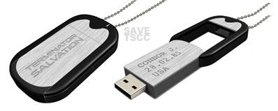 Terminator Salvation USB メモリ ターミネーター4