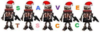 サラ コナー クロニクルズ DVDをクリスマス・プレゼントに