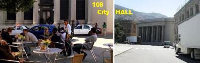 City Hall LA市役所 ターミネーター