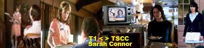 Sarah Connor サラ コナー ウェイトレス Waitress