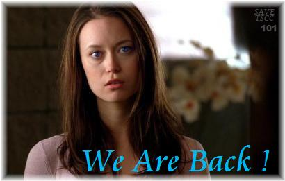 Summer Glau We are back 画像