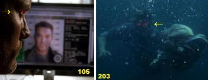 ターミネーター VICKと水中クロマティ