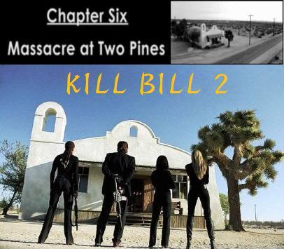 映画 キル ビル KILL BILL 教会