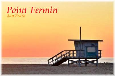 Point Fermin San Pedro ファーミン